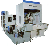 MODEL HU100-TS WITH FANUC 30i