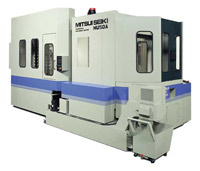 MODEL HU50A WITH FANUC 30i