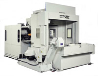 MODEL HU80A WITH FANUC 30i